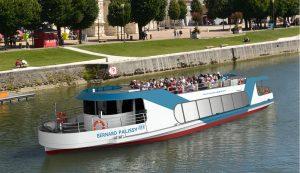 Bernard Palissy III : nouveau bateau électro-solaire