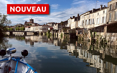 Destination Saint-Savinien !