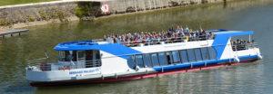 Croisière à bord du Bernard Palissy III - Saintes - Charente-Maritime (17)